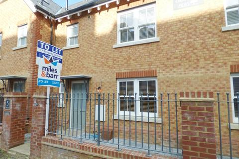 3 bedroom house to rent - Muddle's Passage, West End