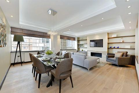 3 bedroom flat - Fursecroft, Marble Arch, London W1H