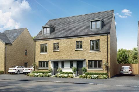 4 bedroom semi-detached house for sale - Plot 89, The Leicester at Sherborne Fields, Don Allen Drive RG24