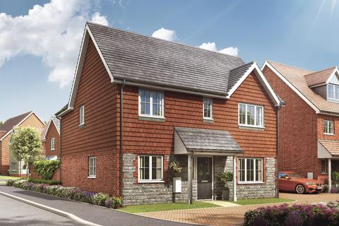 3 bedroom detached house for sale - Double Garage MARIGOLD at Forstal Mead, Forstal Lane, Coxheath ME17