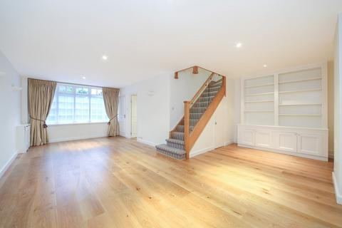4 bedroom terraced house to rent - Taverners Close, Addison Avenue, Notting Hill, London W11