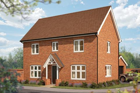3 bedroom detached house for sale - Plot The Spruce  073, The Spruce  at Honeyvale Gardens, Cheshire CW9