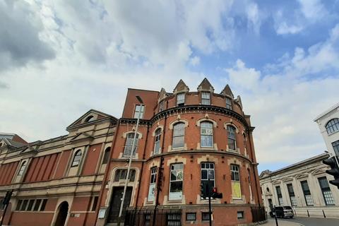 Studio to rent - Pocklington's Walk, Leicester, LE1