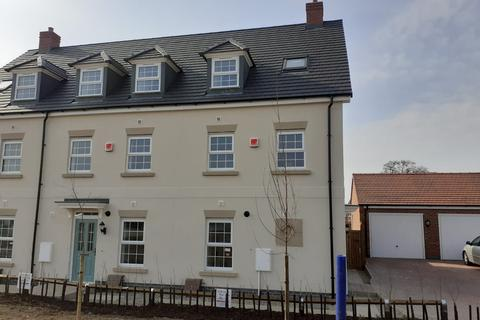 3 bedroom townhouse for sale - Brockington Way, Birstall, Leicester, LE4