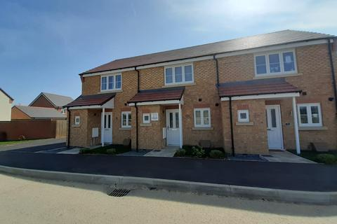 2 bedroom townhouse for sale - Lovett Crescent, Mountsorrel, Leicestershire, LE12