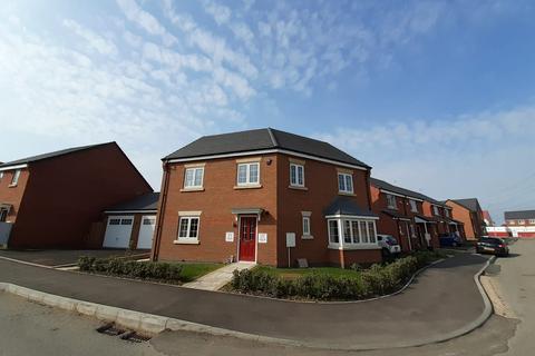4 bedroom detached house for sale - Castle Hill Road, Thurcaston, Leicester, LE7