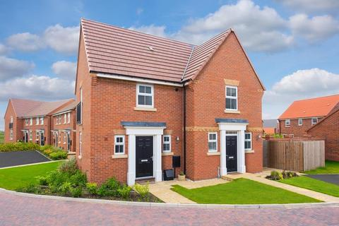 David Wilson Homes - Scholars Place - Plot 329, Chester at Lloyd Mews, Dunnocksfold Road, Alsager, STOKE-ON-TRENT ST7