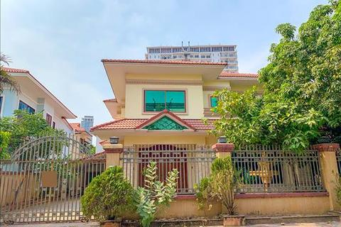 5 bedroom villa - Str.56, Chroy Changva, Phnom Penh, KHSV14