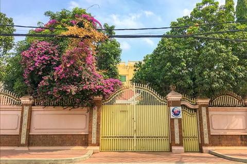 5 bedroom villa - Str.610,Toul Kork, Phnom Penh, KHSV17