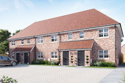 2 bedroom end of terrace house for sale - Plot 17, The Walmer - End of Terrace at Millers Retreat, Station Road CT14
