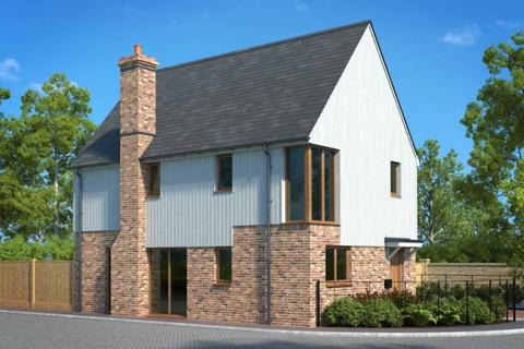 3 bedroom detached house for sale - The Canterbury at Heritage Fields, Orchard Close St Nicholas at Wade, Birchington CT7