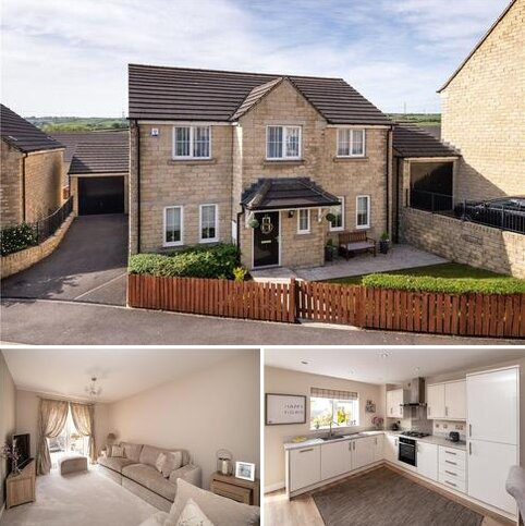 3 bedroom detached house for sale - Woodsley Fold, Thornton, Bradford, West Yorkshire