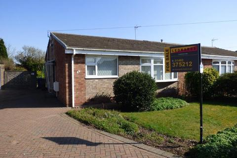 3 bedroom semi-detached bungalow for sale - Winchester Close, Hull