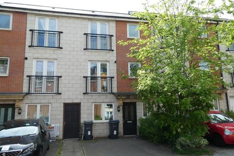4 bedroom terraced house to rent - Springmeadow Road, Edgbaston, Birmingham, B15 2GA