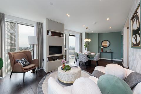 3 bedroom apartment for sale - 8 Casson Square, Southbank Place, SE1