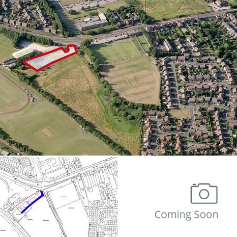 Land for sale - Disused sports ground in Sheffield, South Yorkshire, S9 1WA