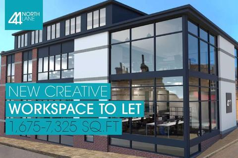 Office to rent - NEW CREATIVE WORKSPACE TO LET 1,675-7,325 SQ.FT 44 North Lane, Headingley, Leeds.