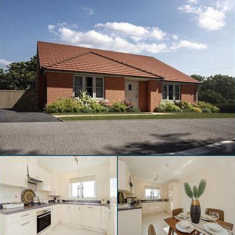 2 bedroom bungalow for sale - Plot 158, The Gosfield at Saffron View, Radwinter Road, Saffron Walden, Essex CB10