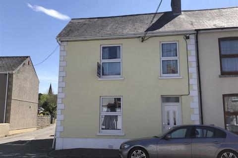 3 bedroom end of terrace house for sale - High Street, Abergwili
