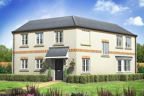4 bedroom semi-detached house for sale - Plot 204, The Rowley at Warren Park, Bawtry Road, Bessacarr DN4