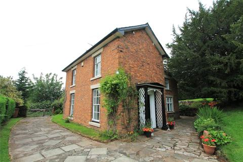3 bedroom detached house for sale - Bickerton, Malpas, Cheshire, SY14