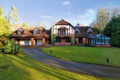 5 bedroom detached house to rent - Dalmuinzie Road, Bieldside, AB15