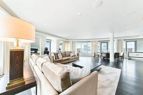 3 bedroom penthouse to rent - New Providence Wharf, 1 Fairmont Avenue, Canary Wharf, London, E14