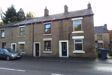 2 bedroom end of terrace house to rent - Dinting Vale, Glossop