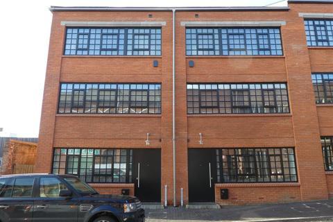 3 bedroom end of terrace house to rent - Pemberton Street, Jewellery Quarter, Birmingham, B18 6NY