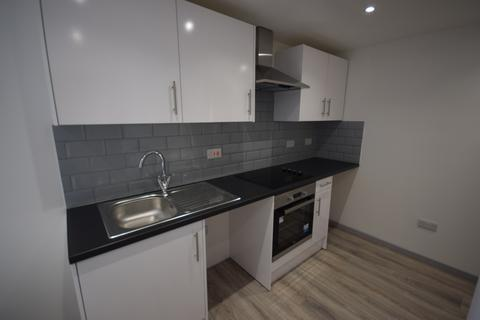 Studio to rent - 10-11 Palmerston rd, Southampton SO14 1LL