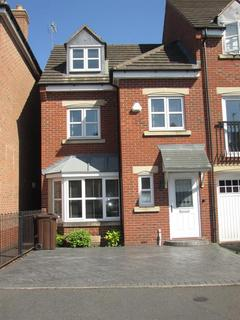 4 bedroom townhouse to rent - Middlewood Close, Solihull