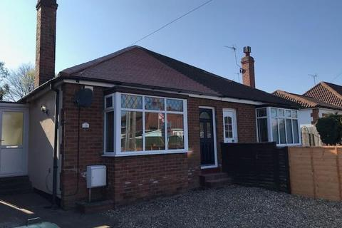 2 bedroom semi-detached bungalow for sale - Sewerby Avenue, Bridlington