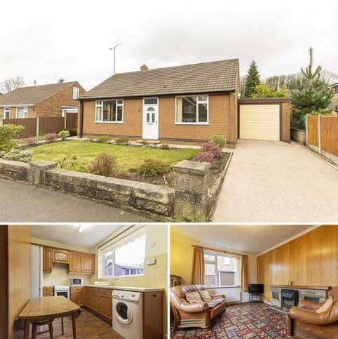 2 bedroom detached bungalow for sale - Russell Gardens, Old Tupton, Chesterfield