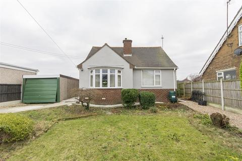 3 bedroom detached bungalow for sale - St. Lawrence Road, North Wingfield, Chesterfield