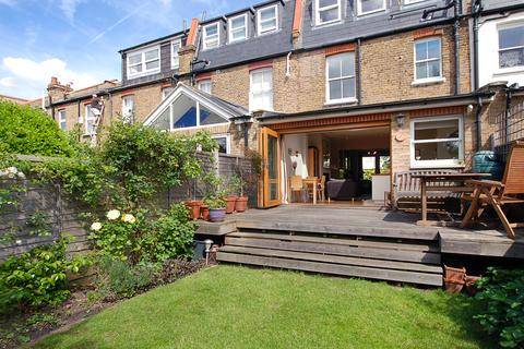 4 bedroom house to rent - Faraday Road, SW19