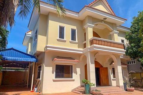 4 bedroom villa - Boeung Kak2, Toul Kork, Phnom Penh, KHSV23