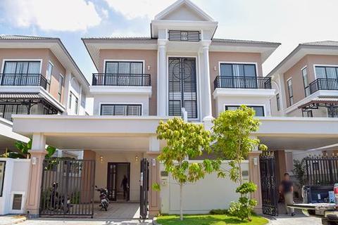 5 bedroom villa - Chak Angre Leu, Meanchey, Phnom Penh, KHSV22