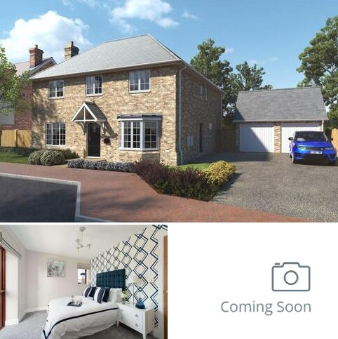 4 bedroom detached house for sale - Plot 3, The Appledore at Heritage Fields, Parish Close, St Nicholas at Wade CT17