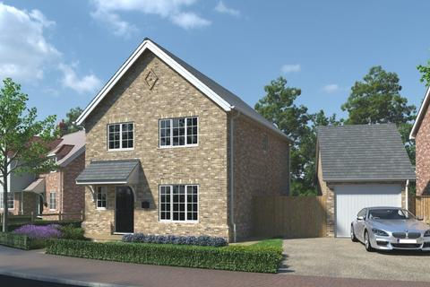 3 bedroom detached house for sale - Plot 2, The Bedford at Heritage Fields, Parish Close, St Nicholas at Wade CT7