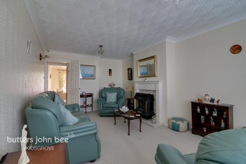 3 bedroom detached bungalow for sale - Red Lion Close, Talke, ST7 1SZ