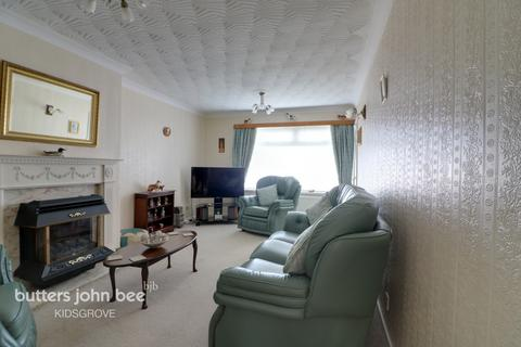 3 bedroom detached bungalow for sale - Red Lion Close, Talke, ST7 1SZ