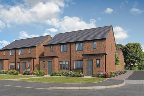 3 bedroom semi-detached house for sale - Plot 479, The Hanbury at St Edeyrns Village, The Foxborough, Church Road, Old St. Mellons CF3