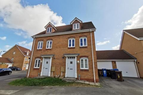 4 bedroom townhouse to rent - PASTURE VIEW, KINGSWOOD, HU7