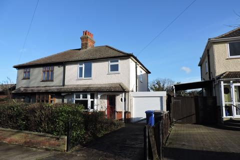 3 bedroom semi-detached house to rent - Highbury Crescent, Bury St Edmunds
