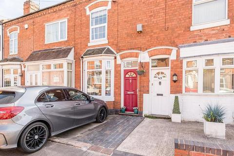 2 bedroom terraced house for sale - Northfield Road, Harborne, Birmingham, B17 0ST