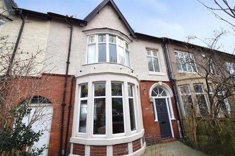 3 bedroom terraced house to rent - Ventnor Gardens, Whitley Bay