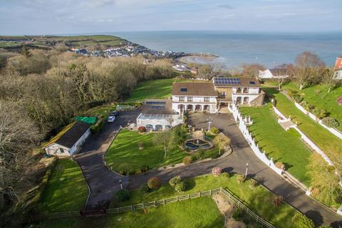 5 bedroom detached house for sale - Penrhiw Pistyll Lane, New Quay, SA45