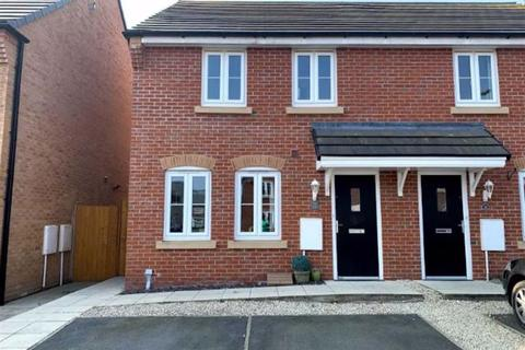 3 bedroom detached house for sale - Ffordd Bate, Connahs Quay, Deeside, Flintshire