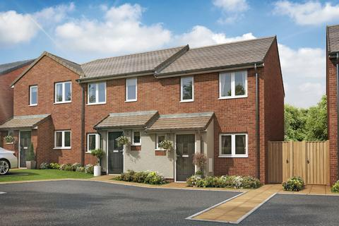 2 bedroom end of terrace house for sale - Plot 60, The Oxcroft I at The Riddings, High Street, Riddings, Derbyshire DE55