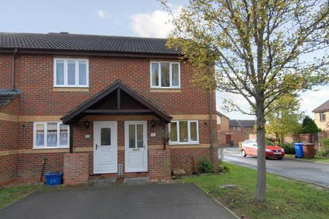 2 bedroom end of terrace house to rent - Langford Village,  Bicester,  OX26